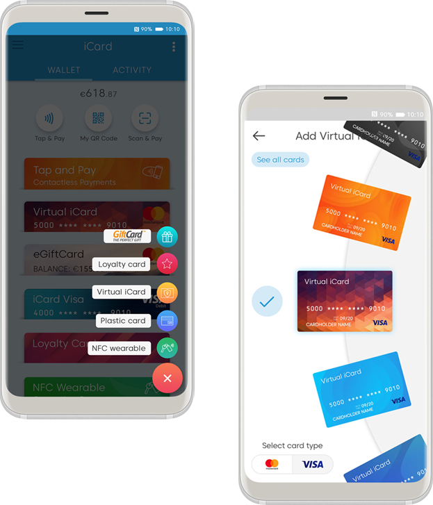 iCard Gives You Freedom and Security