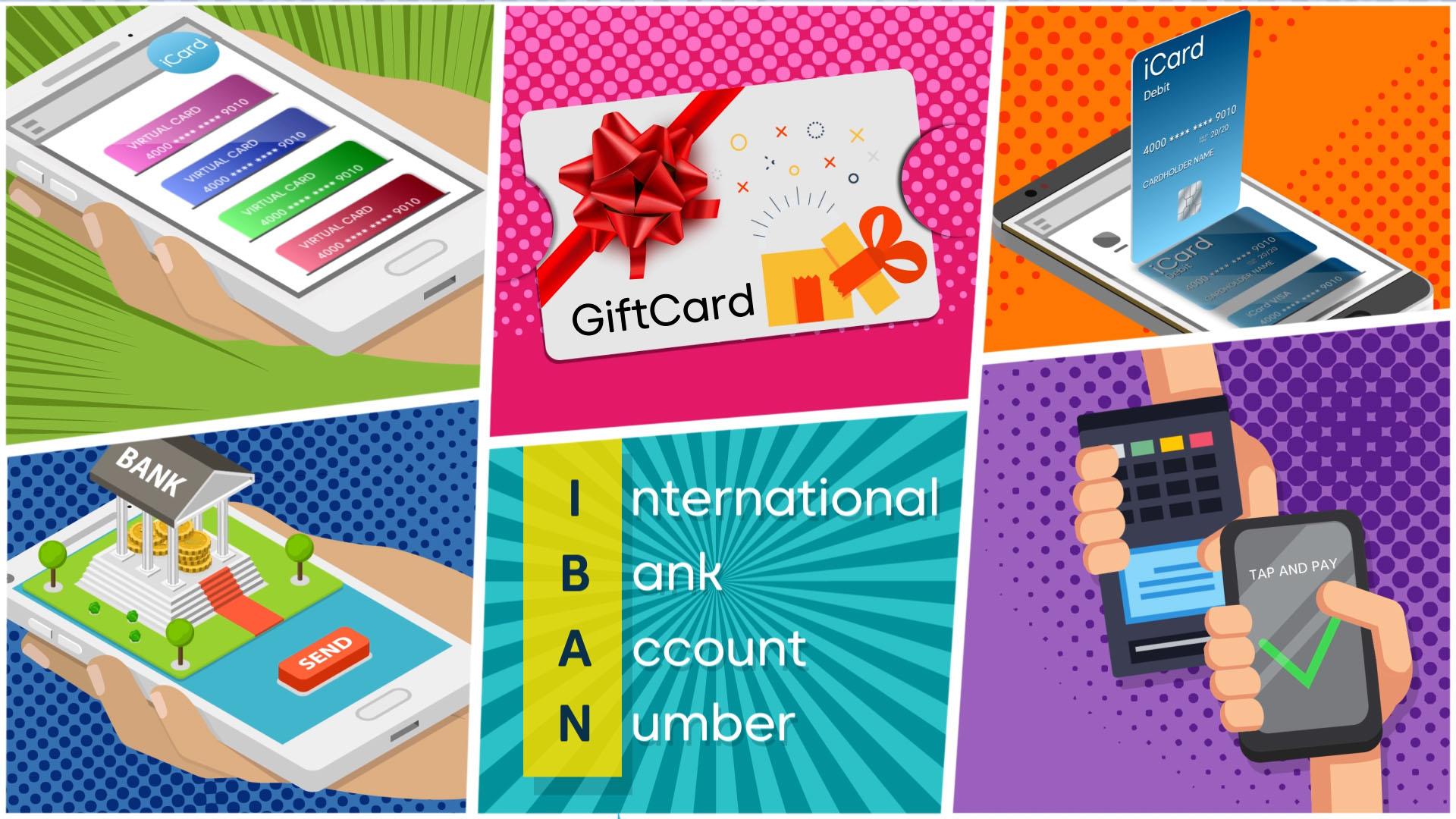 Какво е дигиталният портфейл iCard?
