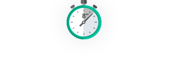 clock image with arrow
