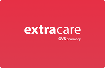 ExtraCare loyalty card
