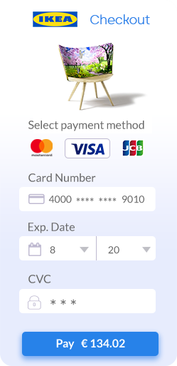 iCard - The digital wallet you can trust  No monthly fees