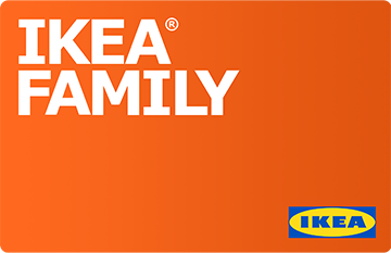 IKEA Family loyalty card