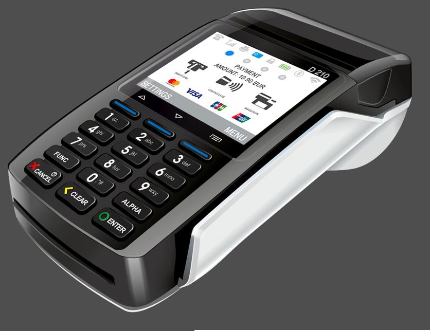 NFC POS terminal