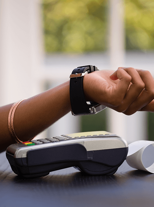 NFC Smartwatch
