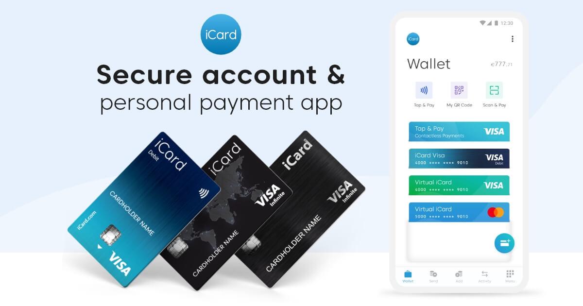 Icard Digital Wallet Plans Fees