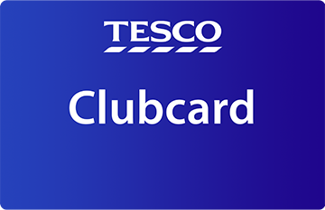 Tesco loyalty card